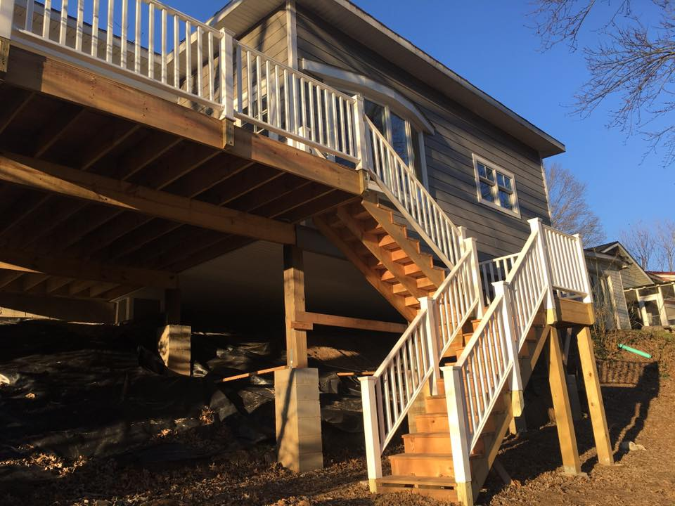 Residential Stair Railing Services Residential General