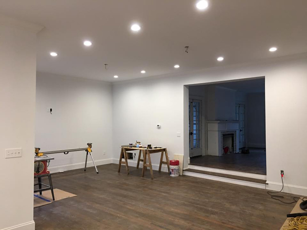 Residential Drywall Sheetrock Services Residential